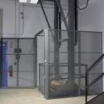 Elevator-to-Mezzanine