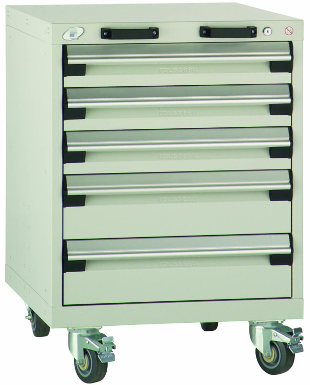 Rousseau Heavy Duty Mobile Cabinet