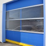 Speed-Guardian™ 4000 U secure high speed door