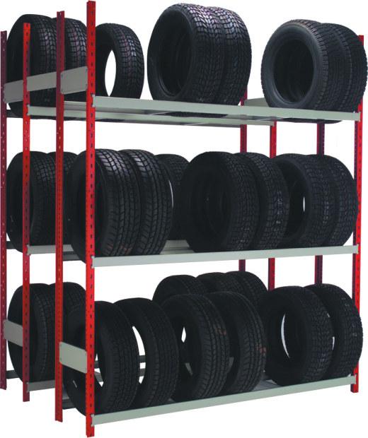 Rousseau Tire Racks