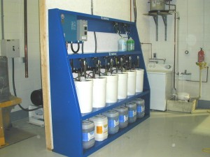 Eurovac Auto Dispensing System