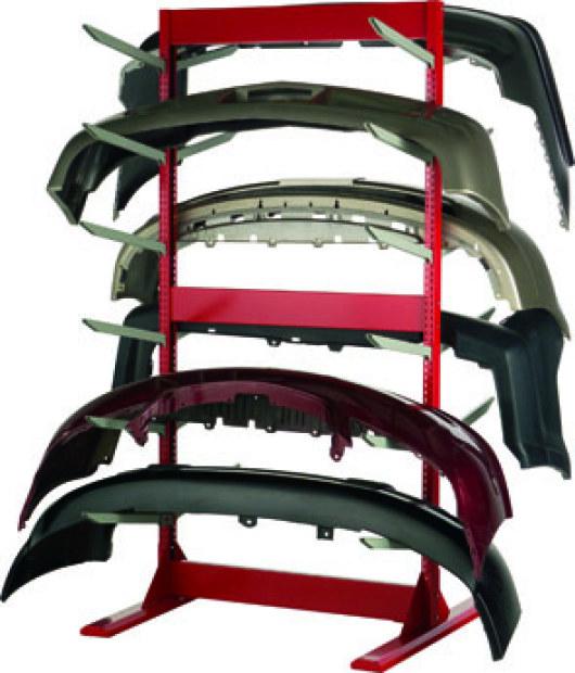 Rousseau Parts Racking