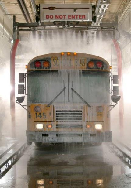 VMAX Bus Wash
