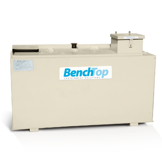 Containment Solutions benchtop tank