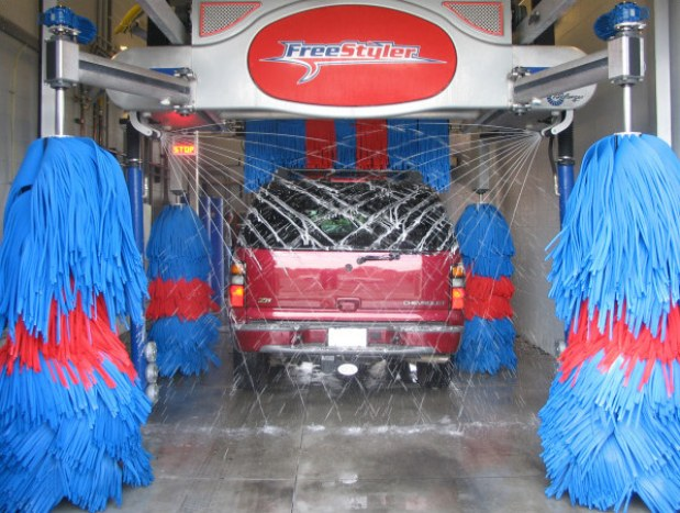 Belanger- FreeStyler Carwash System