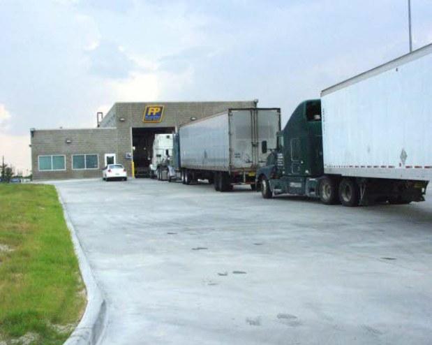 VMAX Truck Wash