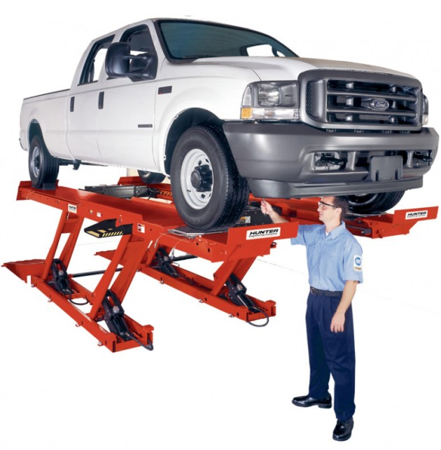 Hunter RMHD Lift Rack
