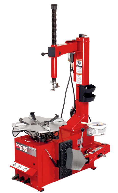 Hunter TCX505 Tire Changer | StateWide Installations