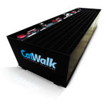 Containment Solutions Catwalk and Under Catwalk Lube Tanks
